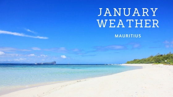 mauritius jan weather