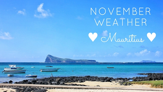 mauritius november weather