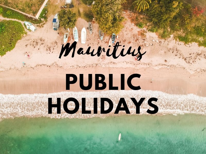 National Holidays in Mauritius